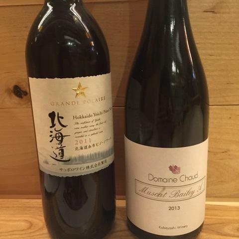 レアで人気の日本ワイン